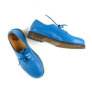 Dr. Martens Original 1461 blue shoes, NWOT
